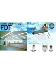 FDT-125 V/FDC-125 VN/VS (ΚΑΣΕΤΑ - INVERTER)