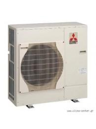 PUHZ-RP Αντλία θερμότητας ΑΕΡΑ/ΝΕΡΟΥ, διαιρούμενου τύπου split Zubadan power inverter/R410A