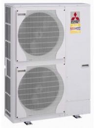 PUHZ-HW Αντλία θερμότητας ΑΕΡΑ/ΝΕΡΟΥ, μονομπλόκ τύπου compact Zubadan inverter/R410A